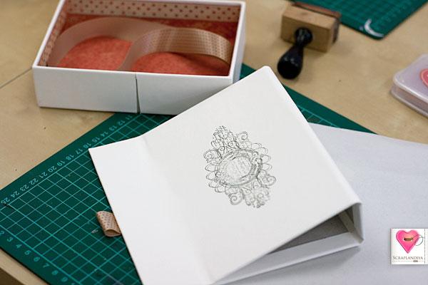 Как сделать коробку для прокладок